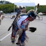 Mesquakie dancer 1