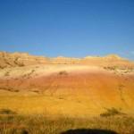 Badlands color1. SD Sept. 2012