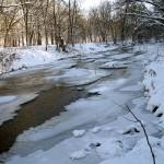 Christmas day 2012, Apple River