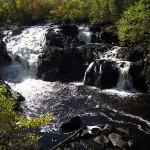 Kawishiwi Falls2, Ely, MN Sept. 2012
