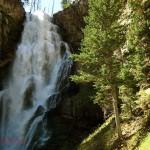 Osprey Falls, Yellowstone NP, WY. Aug 2012
