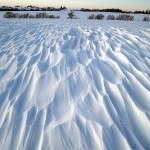 wind sculpted drifts (horz 2). Dec. 2012