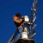 Windmill repairman 12-2011