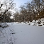 Apple River Cyn State Park, IL 1. Dec 2012