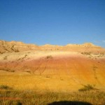 Badlands color1. SD Sept. 2012