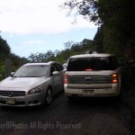 traffic on Hana hwy